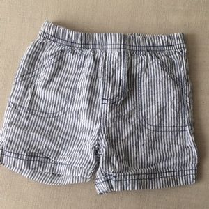 Carters Stripes Shorts 12 Months